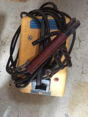 Schweißgerät Elektrodenschweißgerät Fabr Lorch Type