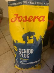 Hundefutter Josera Senior Plus