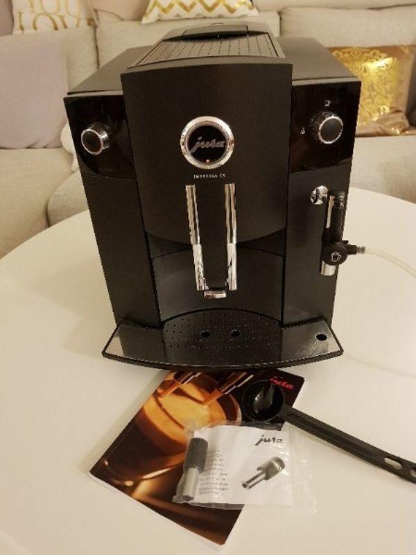 JURA IMPRESSA C5 » Kaffee-, Espressomaschinen