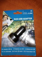 Duo USB - Adapter