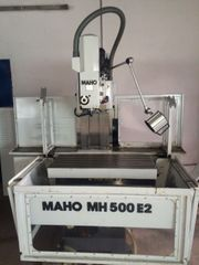 Werkzeugfräsmaschine Fräsmaschine Maho MH 500