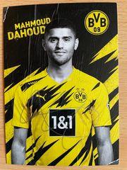Autogramm Mahmoud Dahoud