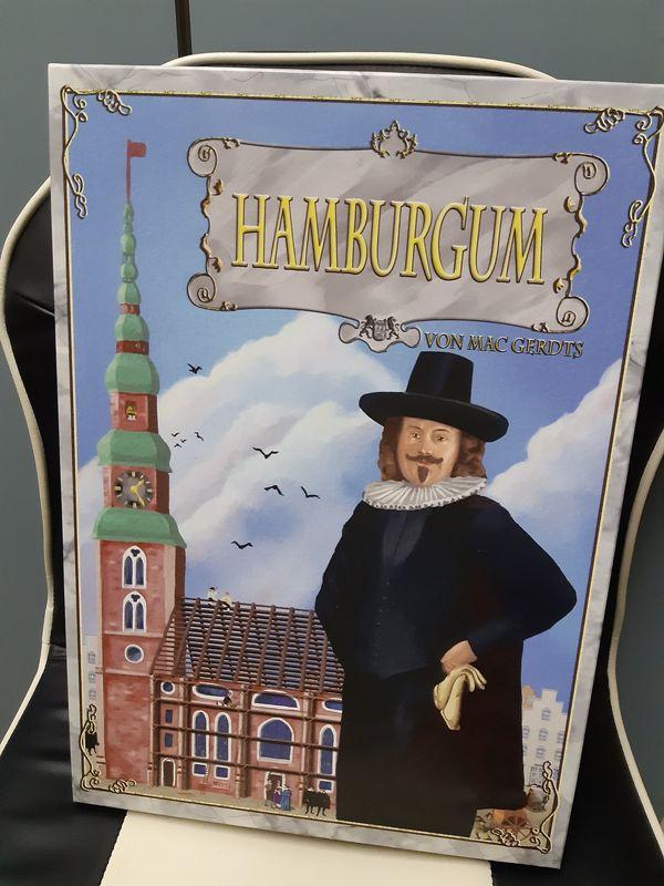 Hamburgum Brettspiel PD-Verlag