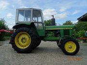 Traktor John Deere Schlepper