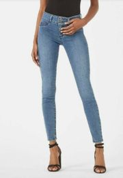 Skinny-Jeans von JustFub