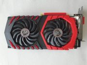 Gaming-Grafikkarte GeForce GTX 1080 8GB