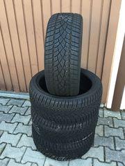 4 Winterreifen Dunlop 215 40