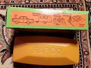 Quietsch-Orange 70 er Jahre Rapido