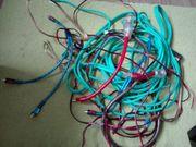 Kabel für die Autoanlage