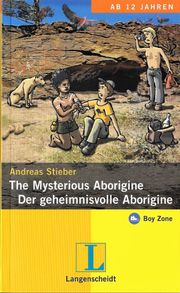 Lern-Krimi The Mysterious Aborigine - Der
