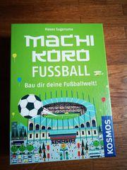 Neues Machi Karo spiel Fussball