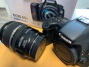 Canon EOS 60D Spiegelreflex-Kamera sehr