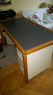 Schreibtisch Profilsystem von Flötotto