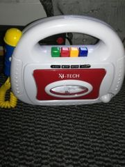 Kinder-Kassettenrecorder