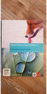 Prisma Naturwissenschaften 5 Rheinland Pfalz
