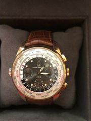 Girard Perregaux World Time Financial