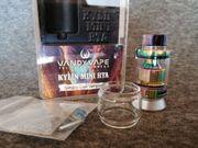 VandyVape Kylin Mini RTA rainbow