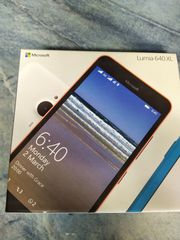 Lumia 640 XL black - NEU