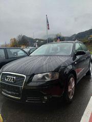 Audi A3 quattro sportback