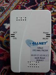 Allnet 1686 Powerline 802 11g