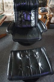 Stressless Sessel mit Hocker Farbe
