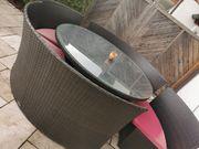 Outflexx Gartentisch mit Bänken