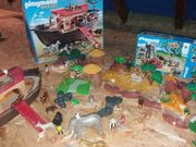 Playmobil Konvolut Zoo Tiere Safari
