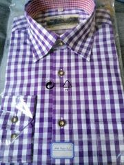 Alpin de Luxe Trachtenhemd Gr