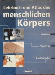Lehrbuch und Atlas des menschlichen