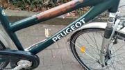 Herrn Fahrrad von Peugeot 28zoll