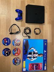Playstation 4 500Gb Slim Fifa