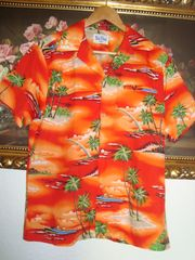 Hawaii Hemd Gr S