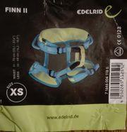 Klettergurt für Kinder Edelrid Finn
