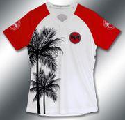 BACARDI T-Shirt Palme Gr M - NEU
