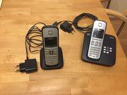 Siemens Gigaset A600a mit Anrufbeantworter