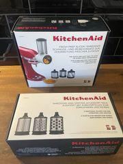 KitchenAid Schbeide- u Reibevorsatz-Aufsatz