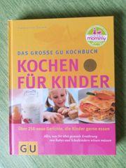 Kochen für Kinder GU Kochbuch