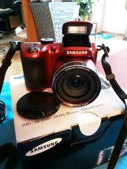 Samsung WB100 Kamera Video Neu