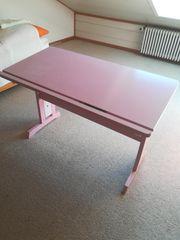 Mädchen Schreibtisch höhenverstellbar