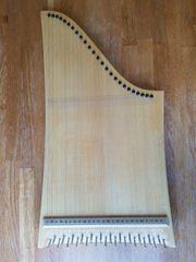 Veeh Harfe mit Tasche ca