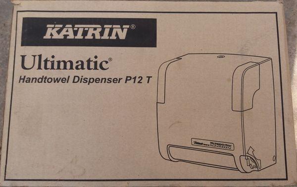 Katrin Ultimatic Handtuchspender P12-T - Neu