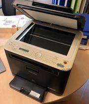 Samsung Laserdrucker CLX-3185 FW