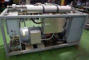 Waterjet CNC Wasserstrahlschneidanlage generator 50HP