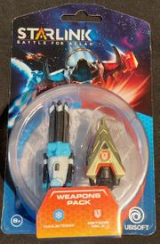Starlink Weapons Pack