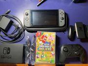 Nintendo Switch mit Zubehör 5