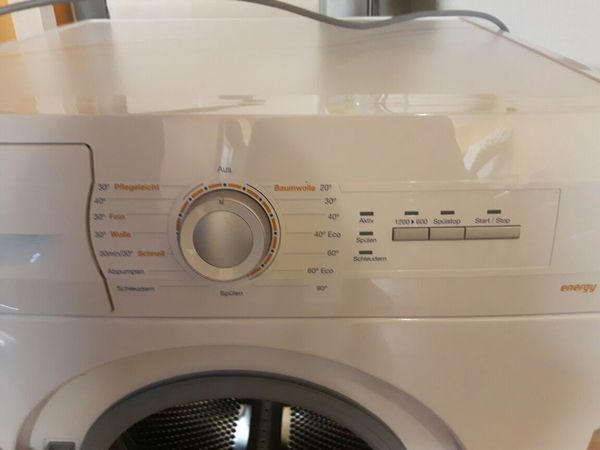 constructa waschmaschine gebraucht kaufen nur 3 st bis. Black Bedroom Furniture Sets. Home Design Ideas