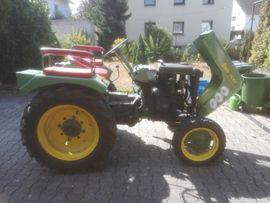Bautz Traktor Baujahr 1952 Motorenwerke: Kleinanzeigen aus Schwetzingen - Rubrik Traktoren, Landwirtschaftliche Fahrzeuge