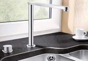 Nagelneue versenkbare Küchenarmatur BLANCO Eloscope-F