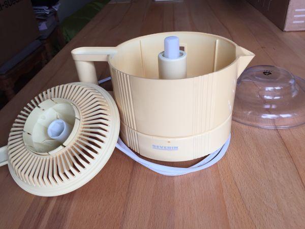 elektrische Orangenpresse » Haushaltsgeräte, Hausrat, alles Sonstige