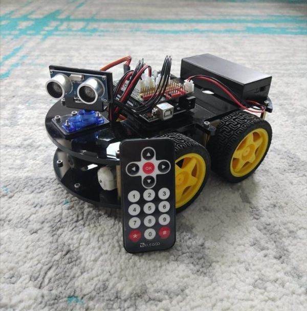 Robot Car Kit V3 von